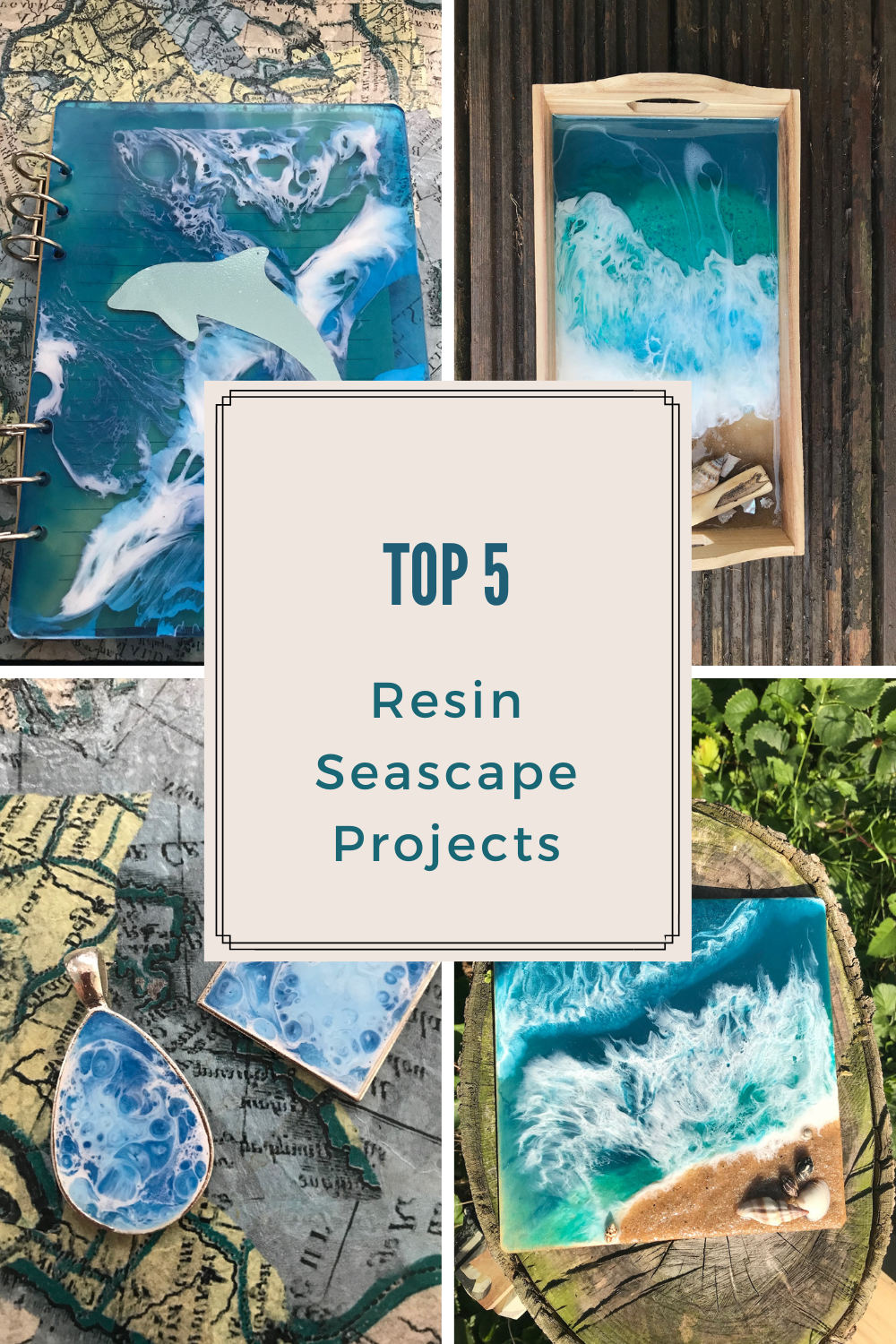 Top 5 Resin Seascape projects